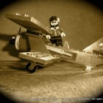 Lego pilot