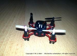 Revell Nano Quad3