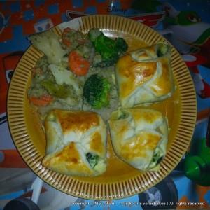 Spinat-Käse-Taschen2